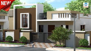 Latest Top Single Floor Home Elevations | Best Elevations For Single Floor Houses