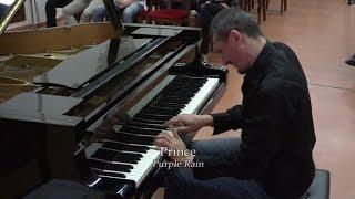 """Prince """"Purple Rain"""" -  Franco Piccinno, piano"""