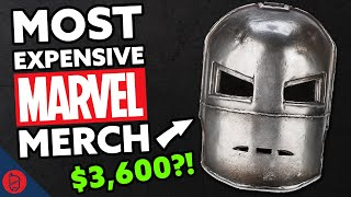 J vs Ben: MOST Expensive Marvel Merch | GAME