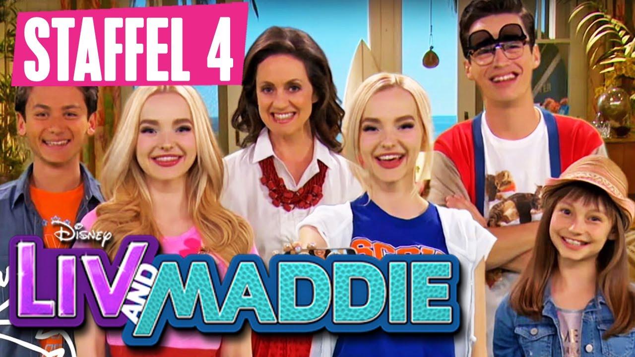 Liv Maddie Trailer Die Neuen Folgen Im Disney Channel