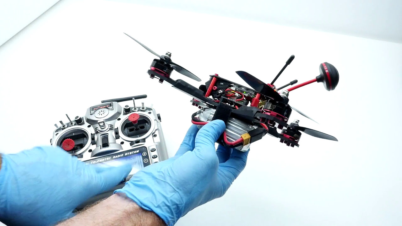 Which Ready to Fly FPV Racer to buy? фотки