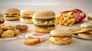 McDelivery: let Macca's run to ...