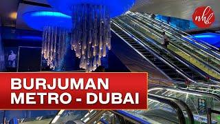 Burjuman Metro Station | Dubai