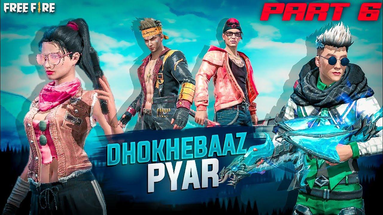 Dhokebaaz Pyar   Shiv is back   Part 6   Free Fire Short Action Story Hindi   Mr Nefgamer