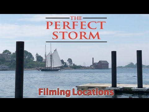 The Perfect Storm: Filming Locations
