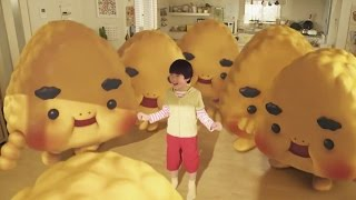 Weird, Funny & Cool Japanese Commercials #9