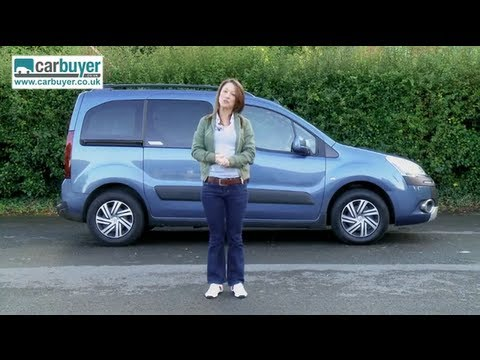 citroen berlingo mpv review carbuyer youtube. Black Bedroom Furniture Sets. Home Design Ideas