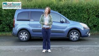 Citroen Berlingo MPV review - CarBuyer(Citroen Berlingo MPV 2014 review: http://bit.ly/K0YlpH Subscribe to the Carbuyer YouTube channel: http://bit.ly/17k4fct Subscribe to Auto Express: ..., 2012-10-08T16:08:50.000Z)