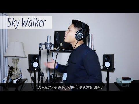 Miguel ft. Travis Scott - Sky Walker (Daniel Echo Cover)