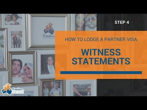 How to Lodge a Partner Visa: Step 4