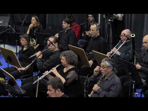 "Avignon symphonic orchestra [ORAP] plays AIVA: Symphonic Fantasy in A minor, Op. 24, ""I am A.I."""