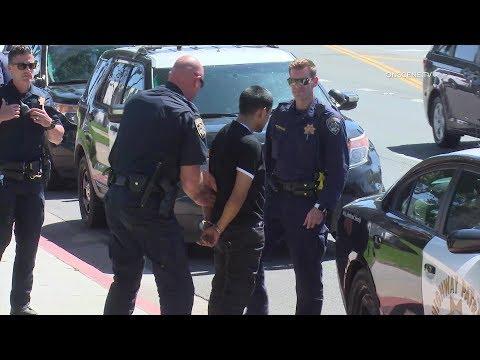 Armed Fugitives Apprehended After Pursuit In Costa Mesa