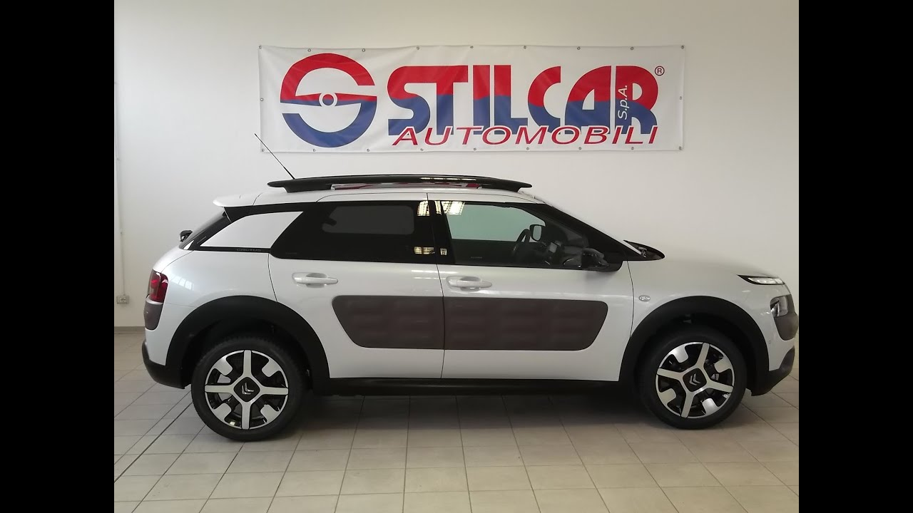 citroen c4 cactus shine edition bianco perla youtube. Black Bedroom Furniture Sets. Home Design Ideas