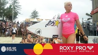 Day 1 Highlights - Roxy Pro Gold Coast 2017