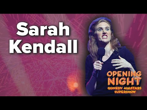 Sarah Kendall - 2015 Opening Night Comedy Allstars Supershow