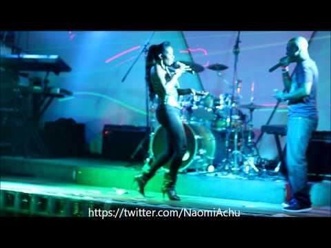 CADAVERE Live Performance - Naomi Achu featuring Eddy B.