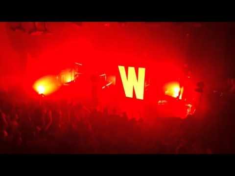Wilkinson LIVE - Warning - Live at Roxy (16.3.2016, Praha) song 13/15