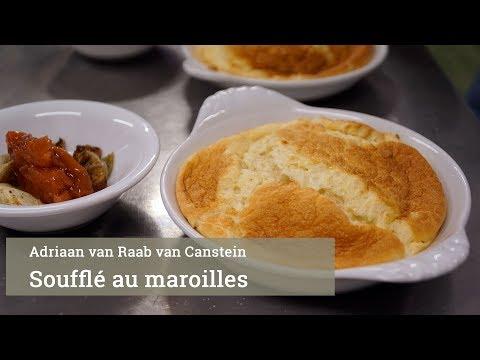 Kaassoufflé van Le Hollandais