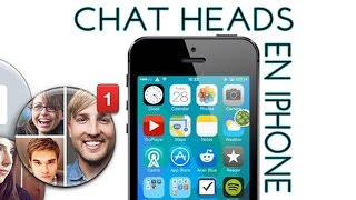 Chat Heads Facebook Messenger En iPhone & iPad
