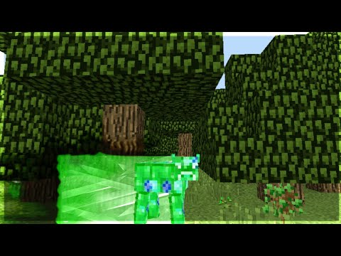 I FOUND GREEN COW IN MINECRAFT!! POCKET EDITION|| ADDON REVIEW