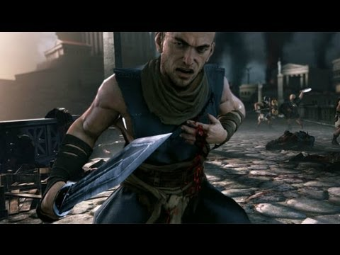 ryse xbox one gameplay 1080i vs 1080p