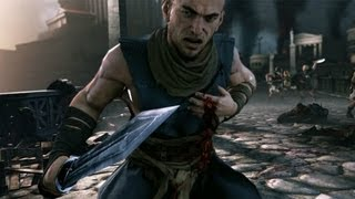 """Xbox One: """"Ryse: Son of Rome"""" GAMEPLAY TRAILER - E3 2013 Game Reveal"""