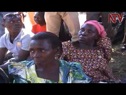Mubende residents reject UNRA compensation money