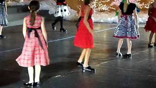 Mya's Winter Tap Dance