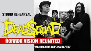 Download Deadsquad Horror Vision Reunited - Manufaktur Replika Baptis