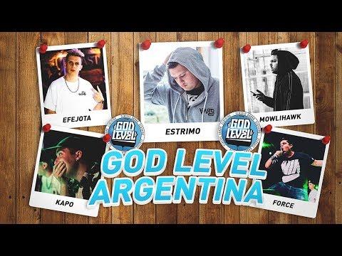 GOD LEVEL ARGENTINA 2018 con #TEAMPARTNER   🎁SEMIFINALES Y FINAL🎁   ACTIVOS