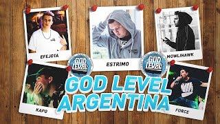 GOD LEVEL ARGENTINA 2018 con #TEAMPARTNER | 🎁SEMIFINALES Y FINAL🎁 | ACTIVOS