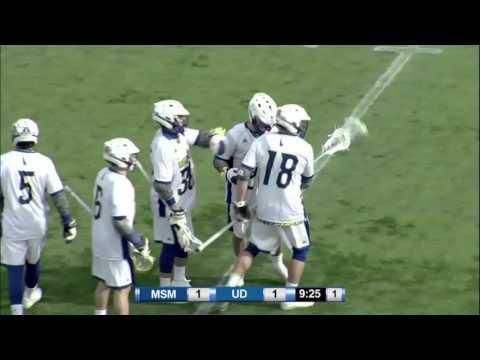 Blue Hens Playback - Men's Lacrosse vs. Mount St. Mary's (2/12/16)