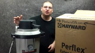 Hayward EC40 Backwash & Filter Pressure Explained