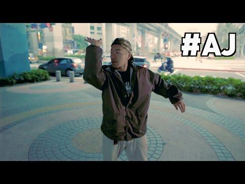 AJ (FreeStyle) | City Dancer | Dance Region | Vol.25