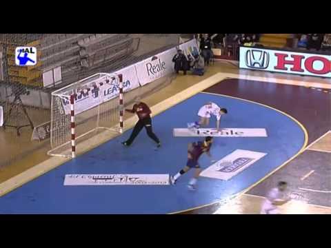 Reale Ademar León 26 - F.C. Barcelona 40