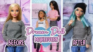 Barbie Dream Makeovers: Hairstyle Transformations #2