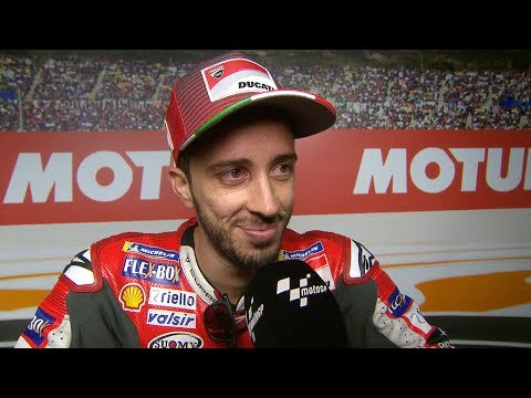 """Dovizioso: """"Small things have a big effect in the end"""""""