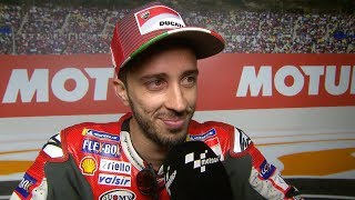 "Dovizioso: ""Small things have a big effect in the end"""