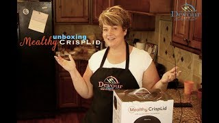 What is a CrispLid?  It's an Air Fryer for your Pressure Cooker!