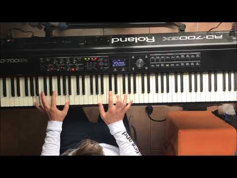 Supertramp Oh Darling Piano Tutorial written & composed by Rick Davies