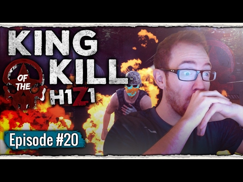THE ULTIMATE COMEBACK | H1Z1 King of the Kill #20