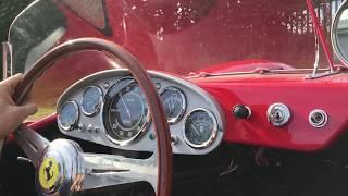 Mad Ride In A Priceless Ferrari 250 Testa Rossa!!