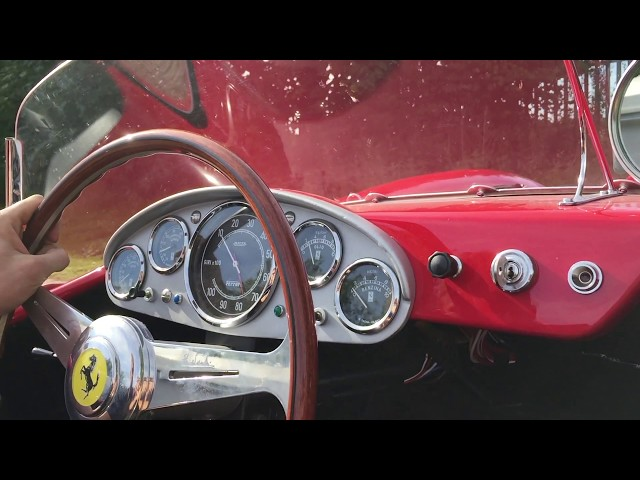 MAD Ride in a Priceless Ferrari 250 Testa Rossa!!