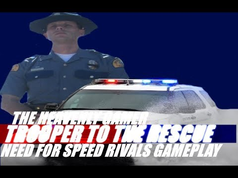 Trooper To The Rescue  Need For Speed Rivals