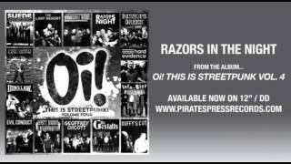 "4. Razors In The Night - ""My Boots Are Red"""