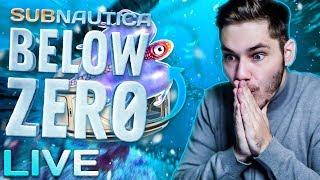 Subnautica: Below Zero | [S2] LIVE | Chat dla sponsorów :D