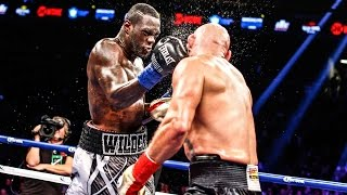 Undefeated WBC Heavyweight Champion Deontay Wilder breaks down his devastating ninth round knockout over Polish challenger Artur Szpilka on ...