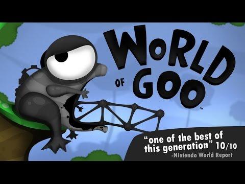 Видео Обзор World Of Goo для Android и скачать БЕСПЛАТНО Полную Версию