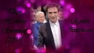 Dior Homme Summer 2019  Robert…