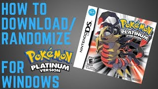 How To Download Pokemon Platinum Randomizer On Android